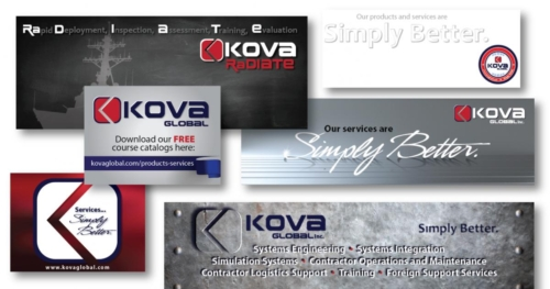 KOVA Global Marketing Items