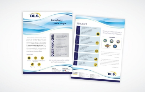 DLS Capabilities Slick