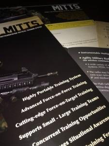 EHS MITTS Brochure