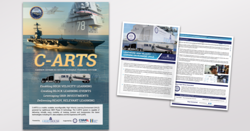 Cape Henry Associates Marketing Material
